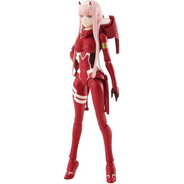 S.H.Figuarts Darling in the FranXX: Zero Two