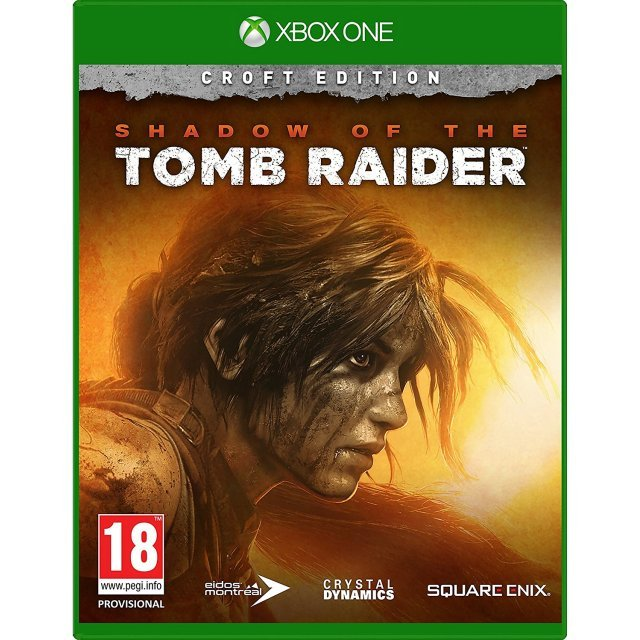 Shadow of the Tomb Raider [Croft Edition]