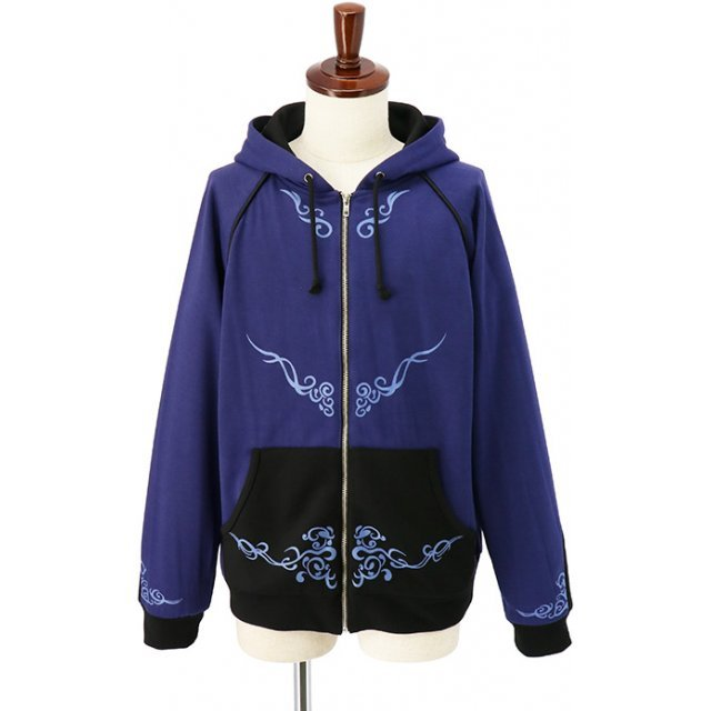 Fate/Stay Night: Heaven's Feel Image Hoodie B - Saber Alter (Mens Free Size)