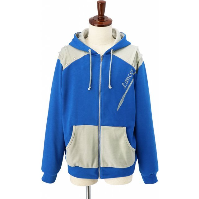 Fate/Stay Night: Heaven's Feel Image Hoodie F - Lancer (Mens Free Size)