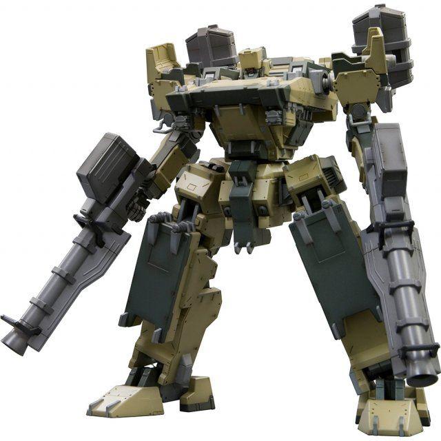 Armored Core V.I. Series 1/72 Scale Model Kit: GA GAN01 Sunshine L (Re-run)