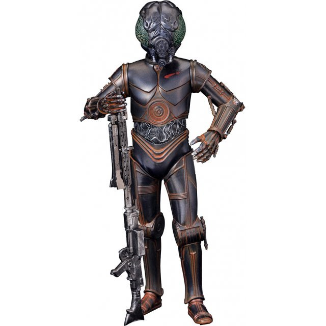 ARTFX+ Star Wars Episode V The Empire Strikes Back 1/10 Scale Pre-Painted Figure: Bounty Hunter 4-Lom