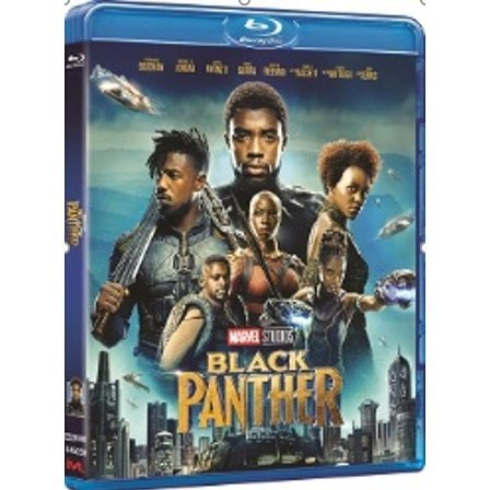 Black Panther [Blu-ray 2D]