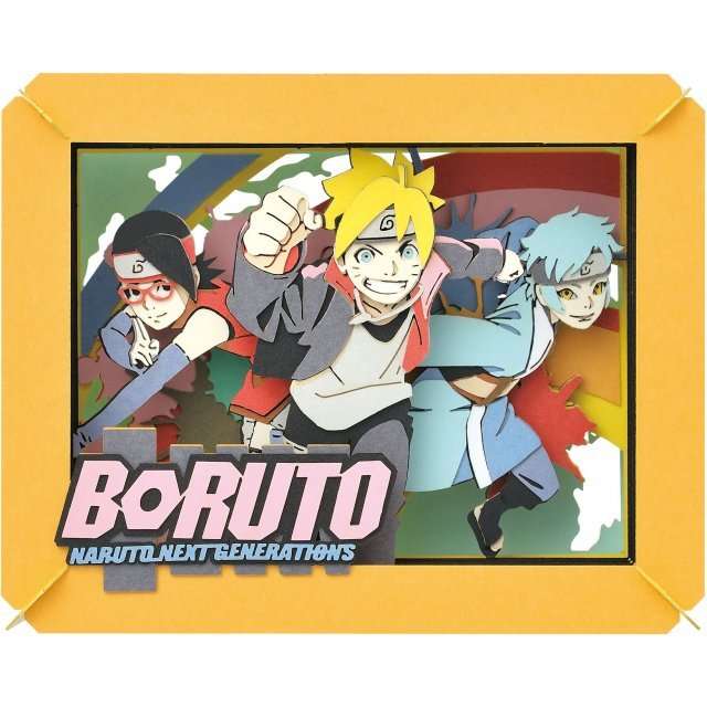 Boruto Naruto Next Generations Paper Theater - The New