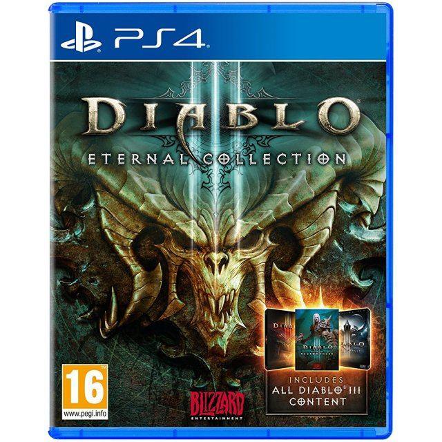 Diablo III: Eternal Collection (Spanish Cover)
