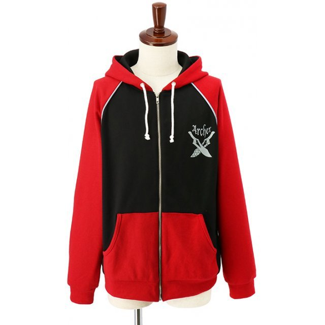 Fate/Stay Night: Heaven's Feel Image Hoodie D - Archer (Mens Free Size)