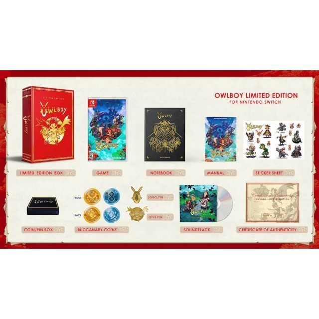 Owlboy [Limited Edition]