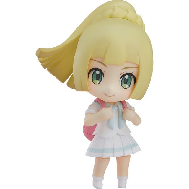 Nendoroid No. 934 Pokemon: Lively Lillie [Good Smile Company Online Shop Limited Ver.]