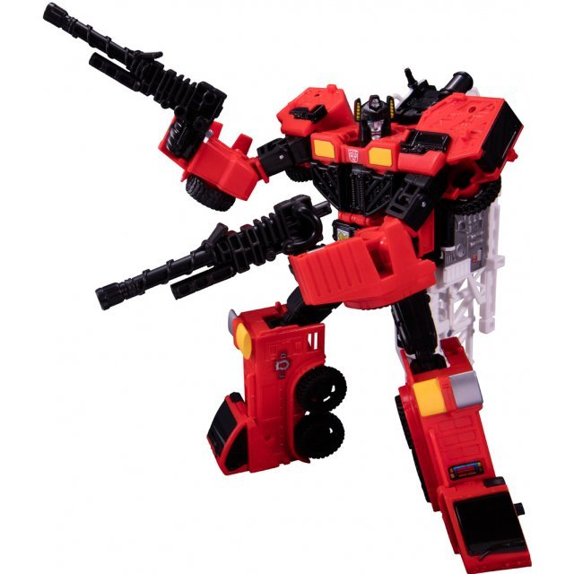 Power of the Primes Transformers: PP-36 Autobot Inferno