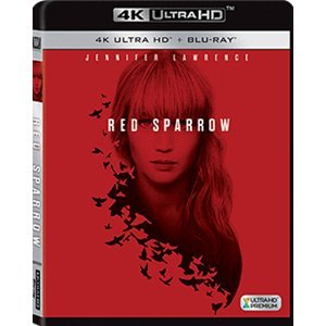 Red Sparrow (4K UHD+BD) (2-Disc)