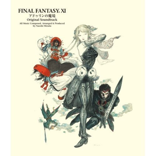 Final Fantasy XI Seekers Of Adoulin Original Soundtrack