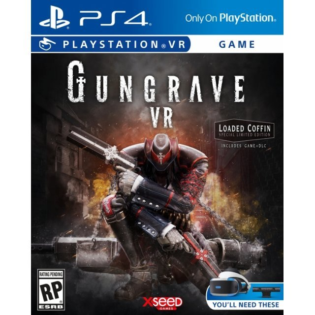 Gungrave VR [Loaded Coffin Edition]
