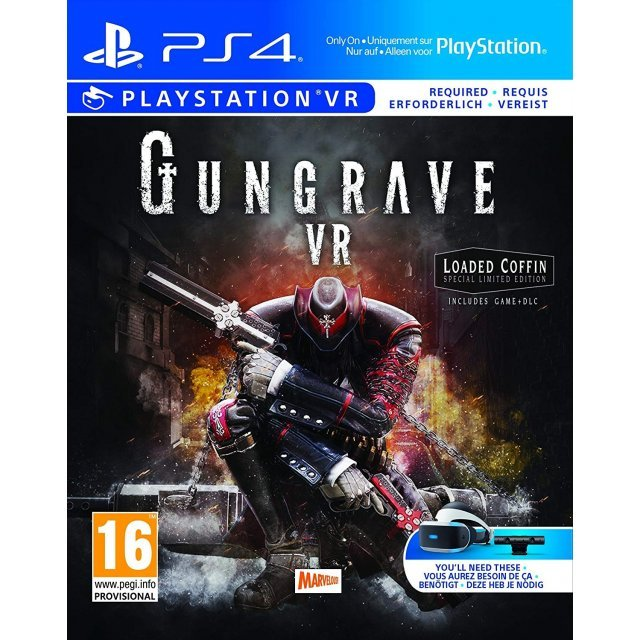 Gungrave VR [Loaded Coffin Edition]