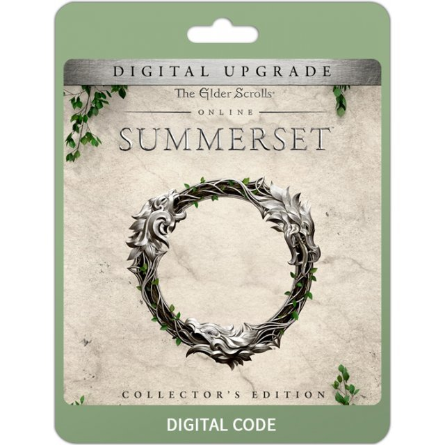 THE ELDER SCROLLS ONLINE: SUMMERSET [DIGITAL COLLECTOR'S UPGRADE EDITION]