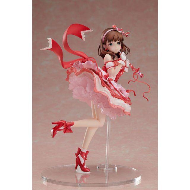The Idolm@ster Cinderella Girls 1/8 Scale Pre-Painted Figure: Mayu Sakuma Feel My Heart Ver.