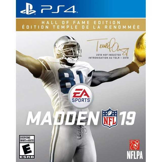 Madden NFL 19 [Hall of Fame Edition]