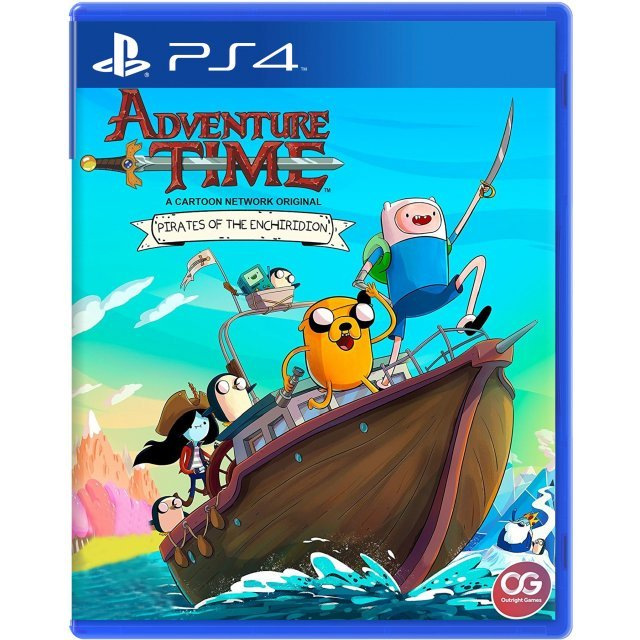 Adventure Time: Pirates of the Enchiridion (English Subs)