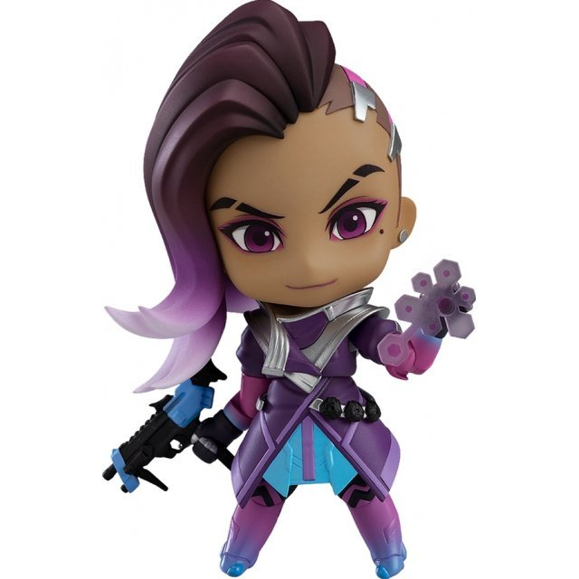 Nendoroid No. 944 Overwatch: Sombra Classic Skin Edition