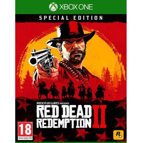 Red Dead Redemption 2 [Special Edition]