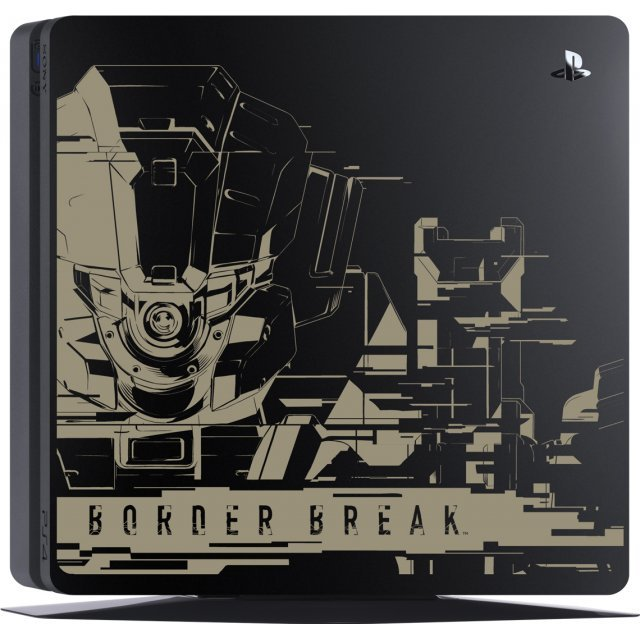 PlayStation 4 1TB HDD [Border Break Limited Edition]