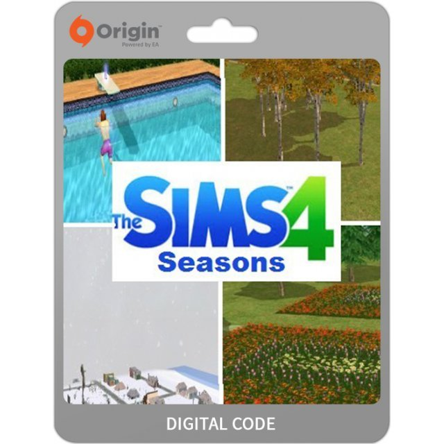 The Sims 4 Base Game Required Available Here! Add weather to your Sims' lives to tell new stories, enjoy seasonal activities and celebrate heartfelt holidays with The Sims™ 4 Seasons. Make the most out of the weather all year round, from crisp snowfalls to sweltering heat – every world is affected by seasons in unique ways/5(31).