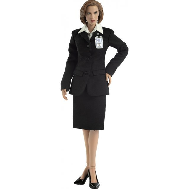 The X Files 1/6 Scale Action Figure: Agent Scully