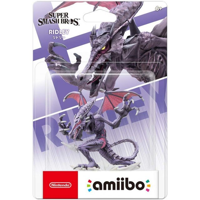 amiibo Super Smash Bros. Series (Ridley)