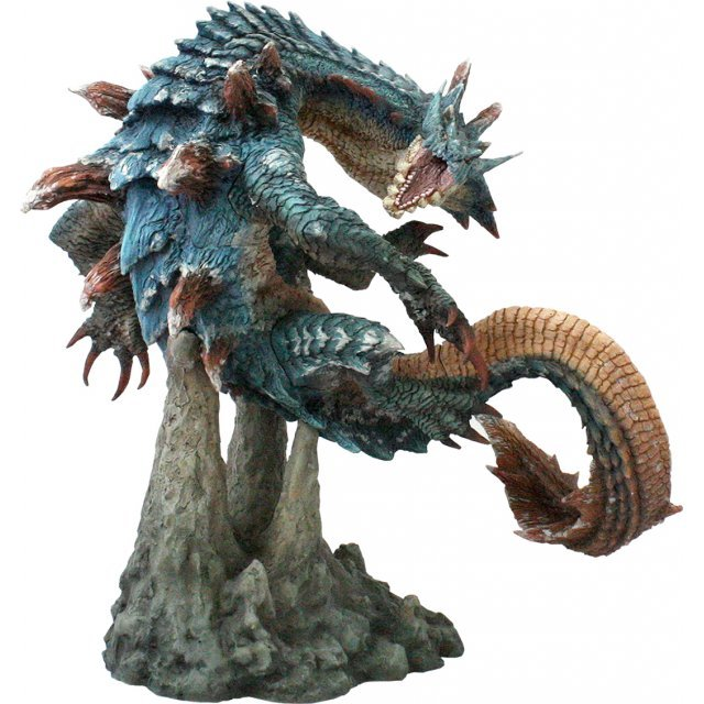Capcom Figure Builder Creators Model Monster Hunter: Lagiacrus Ver.