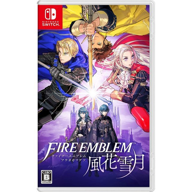 Fire Emblem: Three Houses (Multi-Language)
