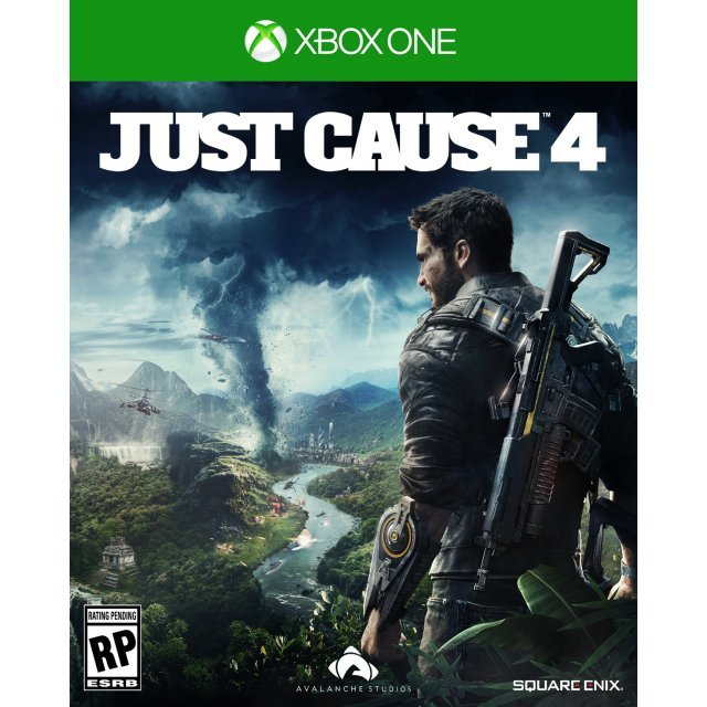Just Cause 4 (English)