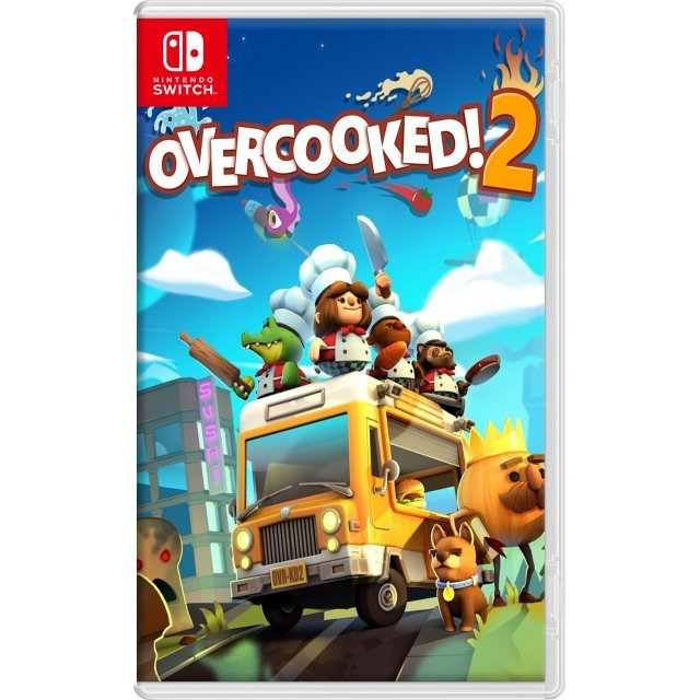 Overcooked! 2 (Chinese & English Subs)