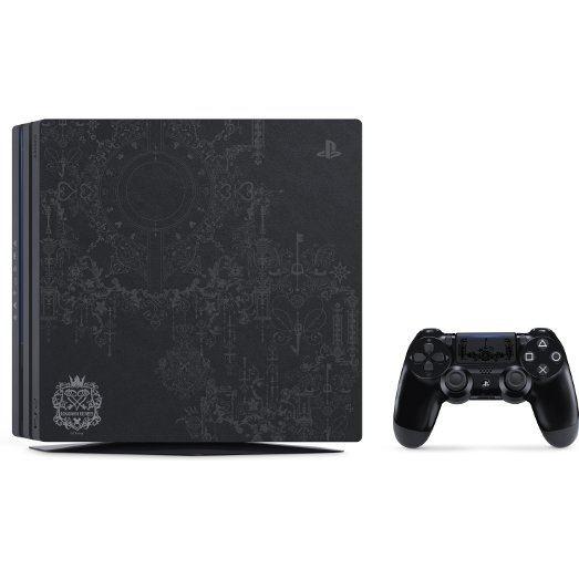 PlayStation 4 Pro 1TB HDD [Kingdom Hearts III Limited Edition]