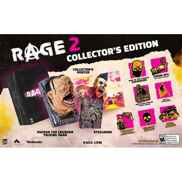 Rage 2 [Collector's Edition] (DVD-ROM)