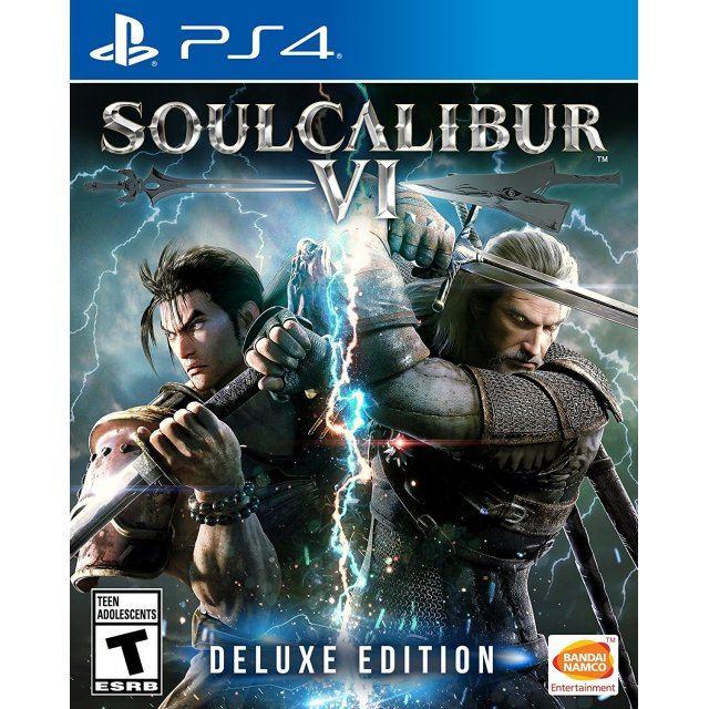 SoulCalibur VI [Deluxe Edition]
