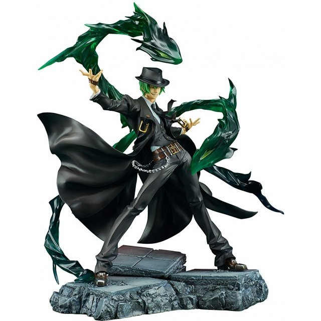 BlazBlue 1/8 Scale Pre-Painted Figure: Hazama