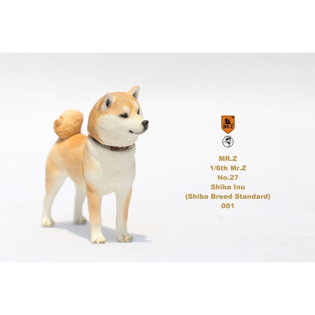 Mr.Z 1/6 Scale Animal Model: Japanese Shiba Inu 001