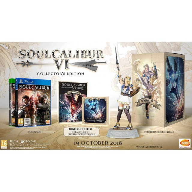 SoulCalibur VI [Collector's Edition]