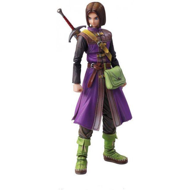 Dragon Quest XI Sugisarishi Toki wo Motomete Bring Arts: Hero