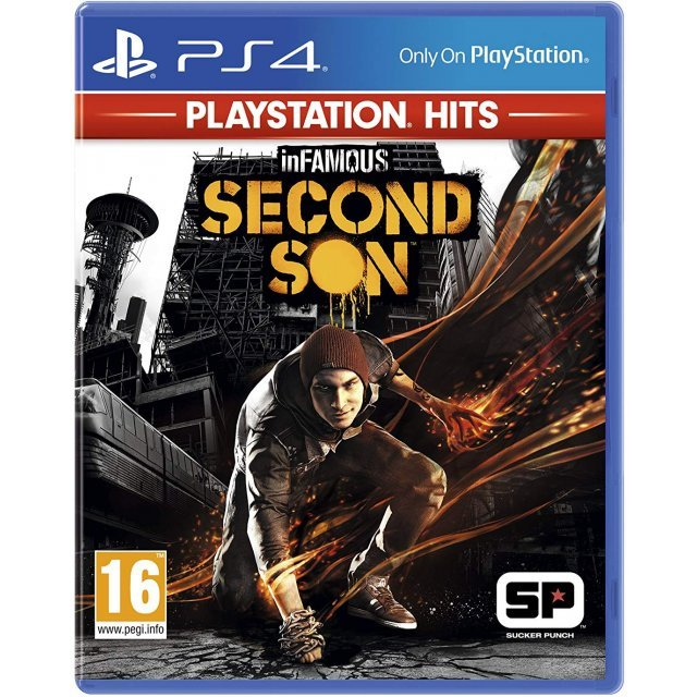 Infamous: Second Son (PlayStation Hits)