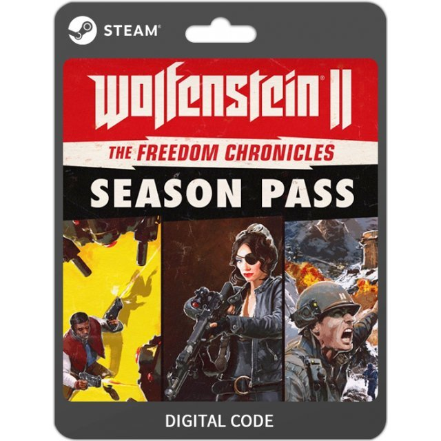 Wolfenstein II: The Freedom Chronicles - Season Pass [DLC]
