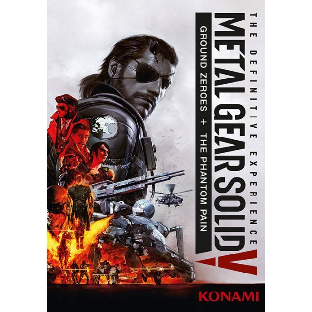 Metal Gear Solid V: The Definitive Experience (PlayStation Hits)