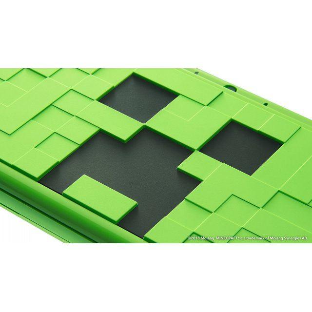 Minecraft New Nintendo 2DS LL Creeper Edition