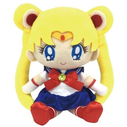Sailor Moon Moon Prism Plush: Sailor Moon