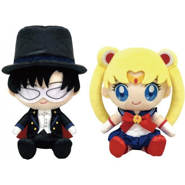 Sailor Moon Nuimas Plush Pair Set