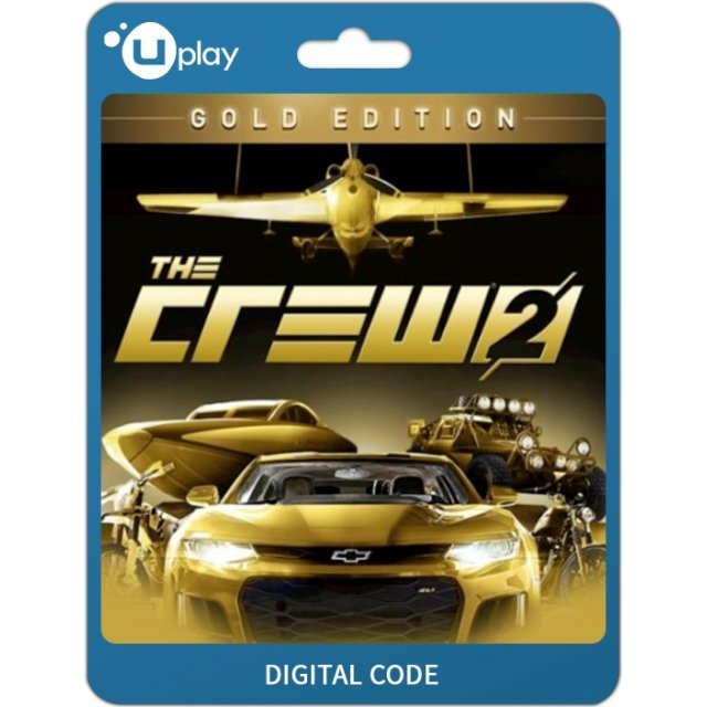 the crew 2 gold edition uplay digital. Black Bedroom Furniture Sets. Home Design Ideas