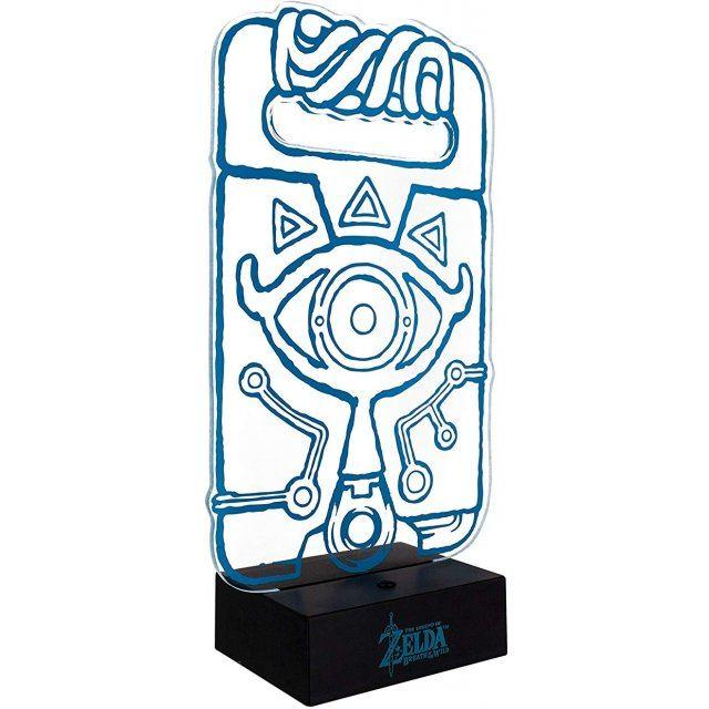 The Legend Of Zelda - Sheikah Slate Light