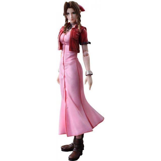 Crisis Core Final Fantasy VII Play Arts Kai: Aerith