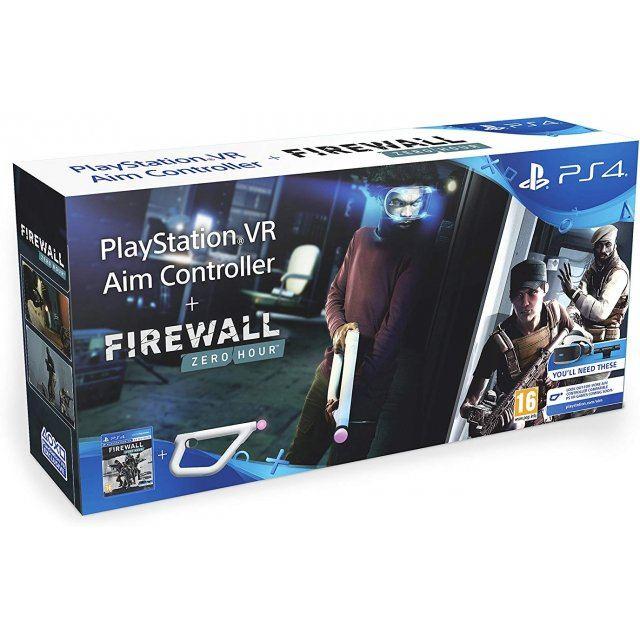 Firewall Zero Hour PlayStation VR Aim Controller Bundle