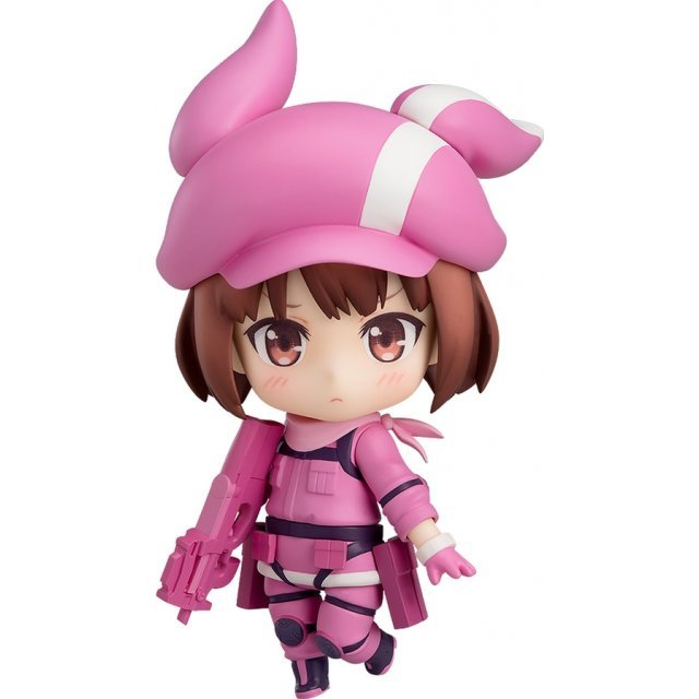 Nendoroid No. 959 Sword Art Online Alternative Gun Gale Online: Llenn