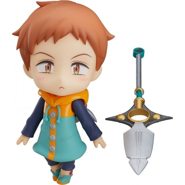 Nendoroid No. 960 The Seven Deadly Sins - Revival of The Commandments: King [Good Smile Company Online Shop Limited Ver.]